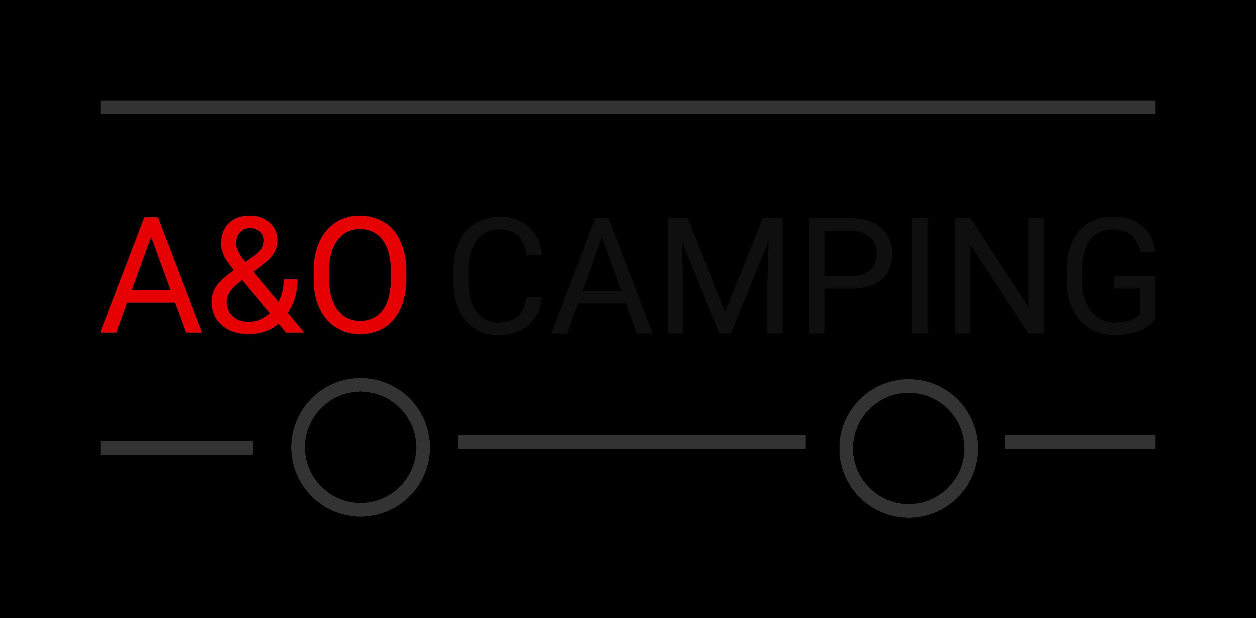 A&O Camping Logo